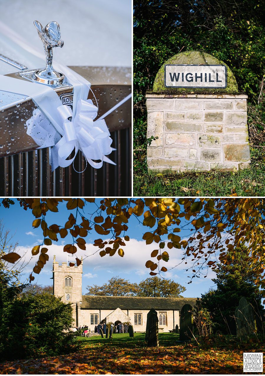 Priory Cottages Wedding Photography Wetherby Yorkshire 017