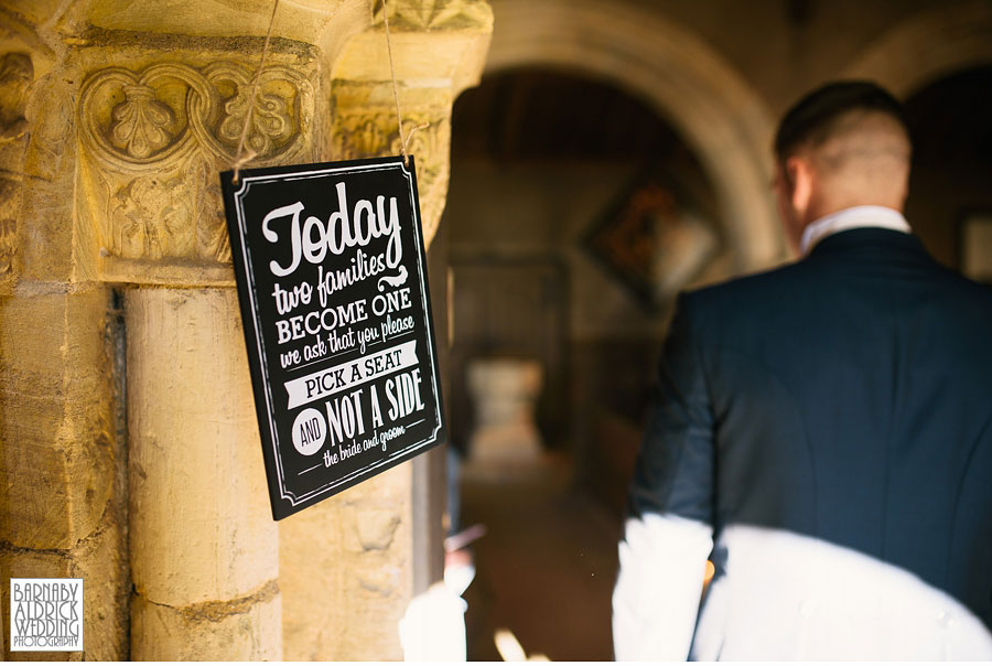 Priory Cottages Wedding Photography Wetherby Yorkshire 019