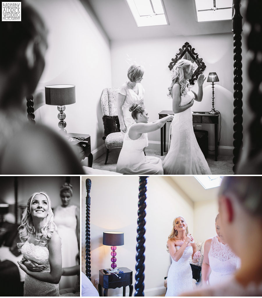 Priory Cottages Wedding Photography Wetherby Yorkshire 020