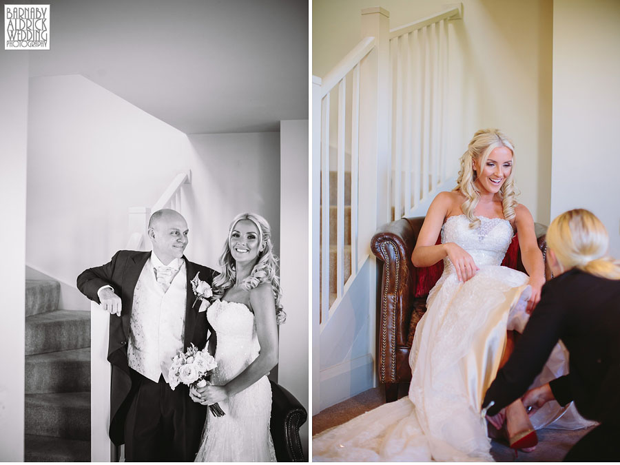 Priory Cottages Wedding Photography Wetherby Yorkshire 023
