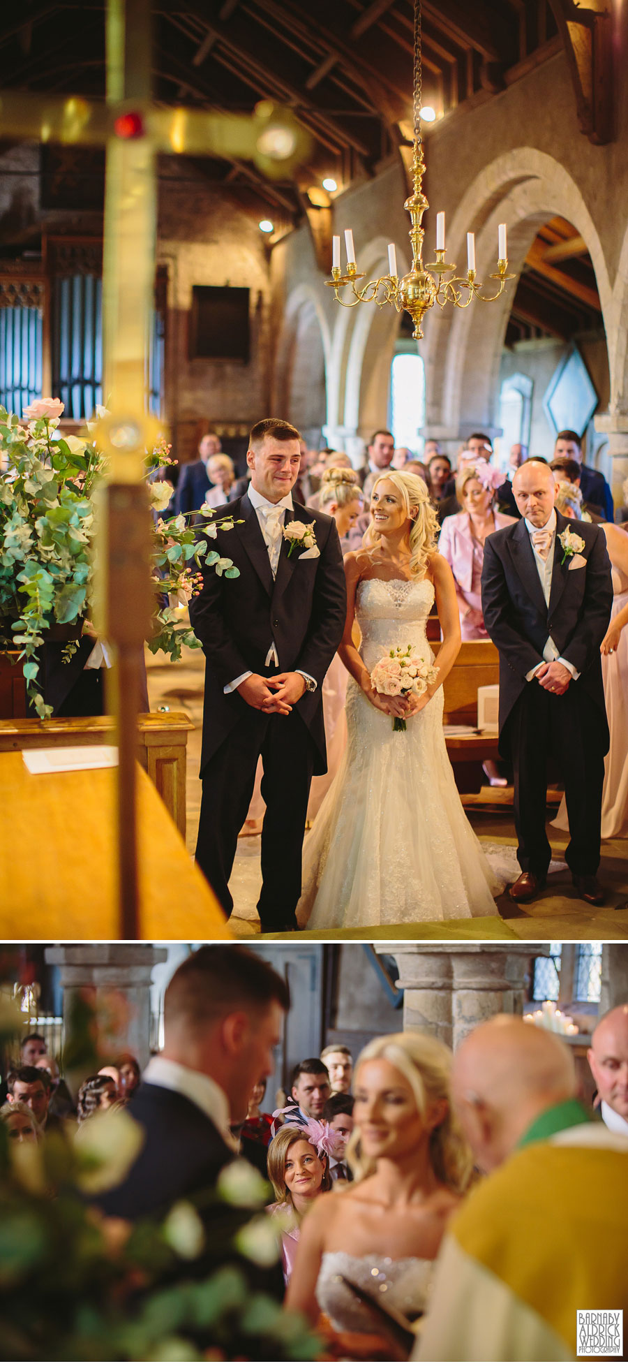 Priory Cottages Wedding Photography Wetherby Yorkshire 030