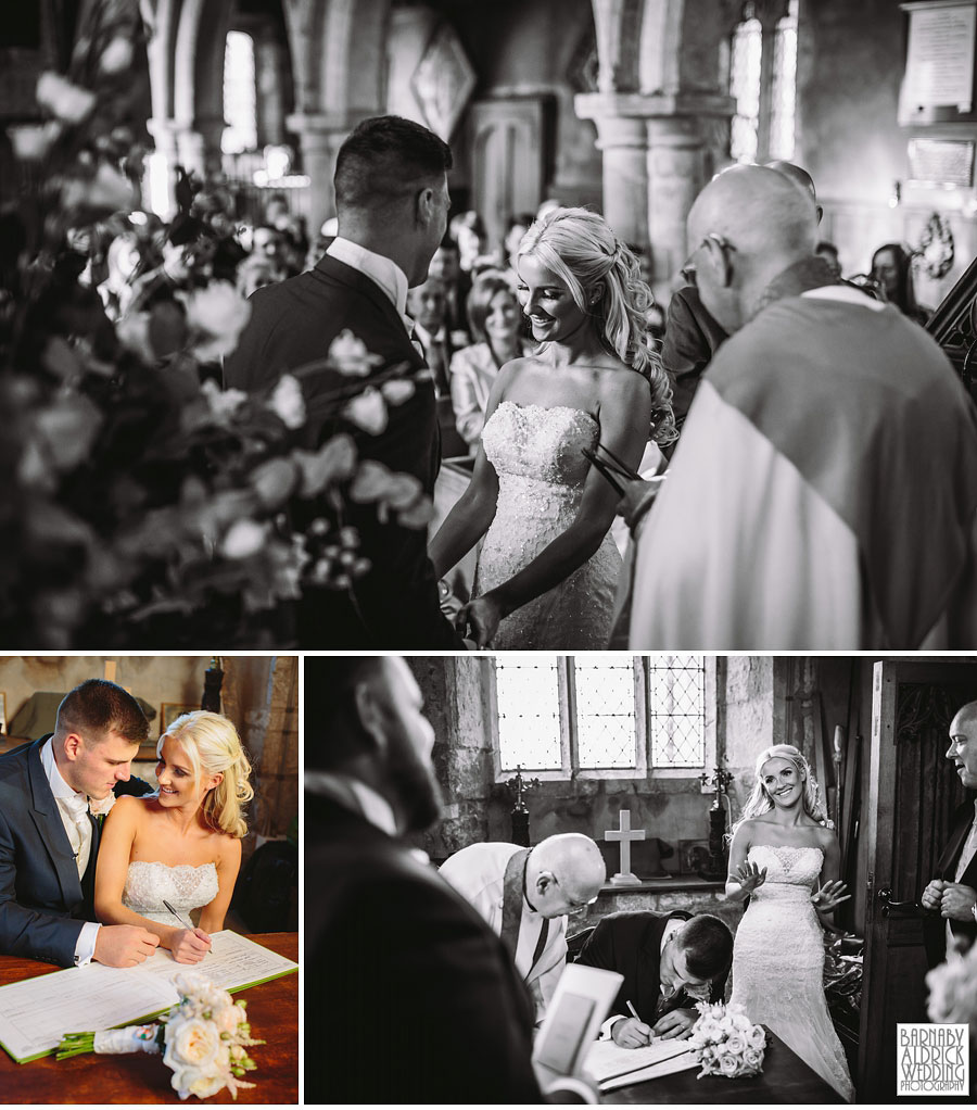 Priory Cottages Wedding Photography Wetherby Yorkshire 035