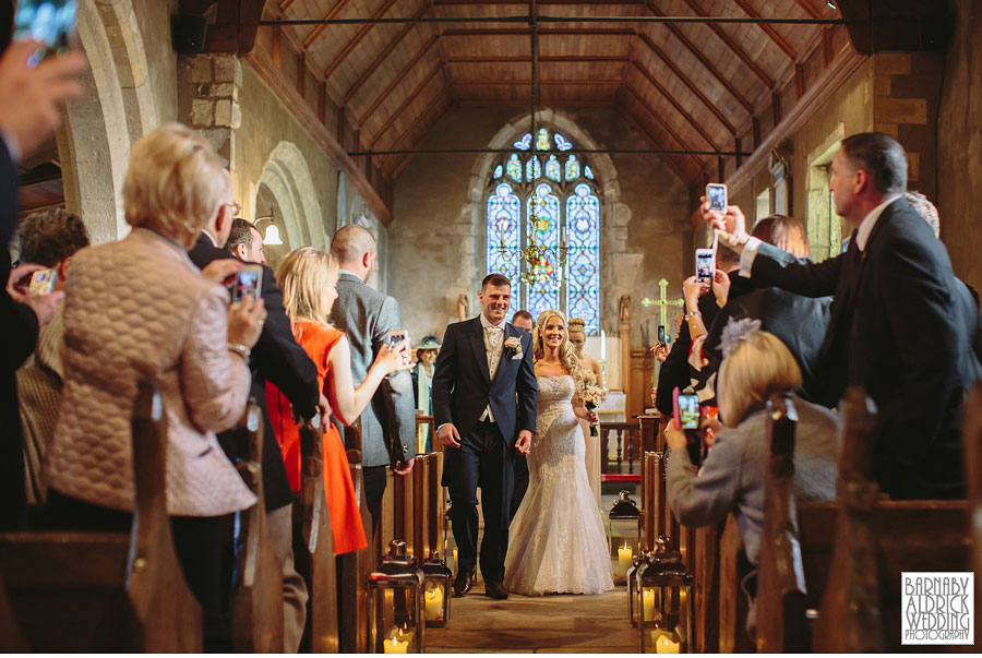 Priory Cottages Wedding Photography Wetherby Yorkshire 036