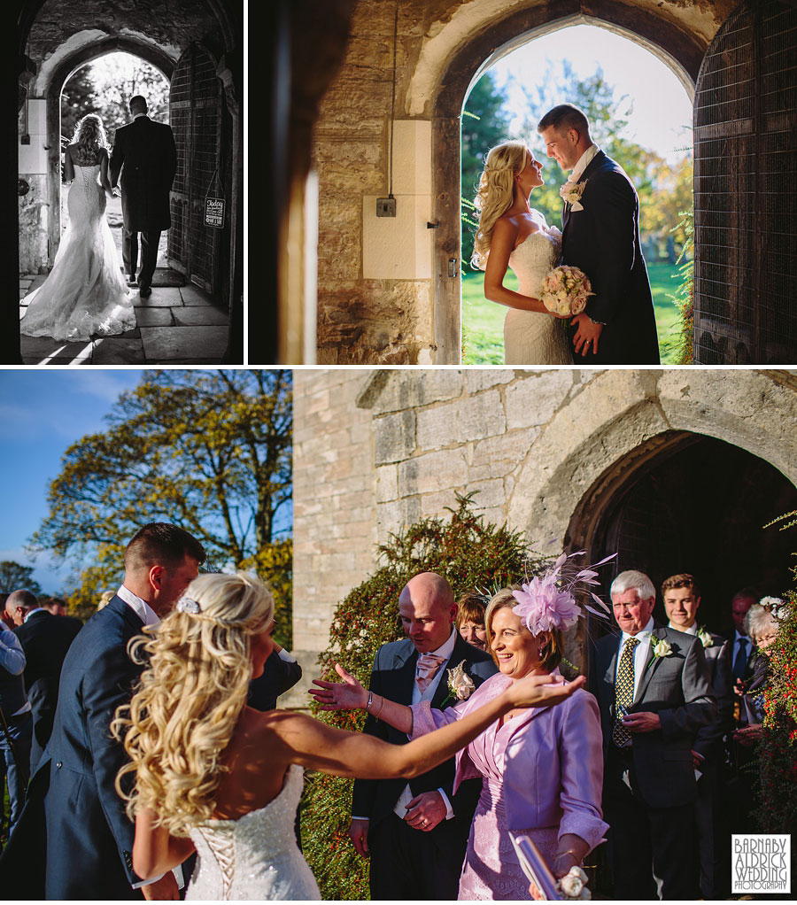 Priory Cottages Wedding Photography Wetherby Yorkshire 037
