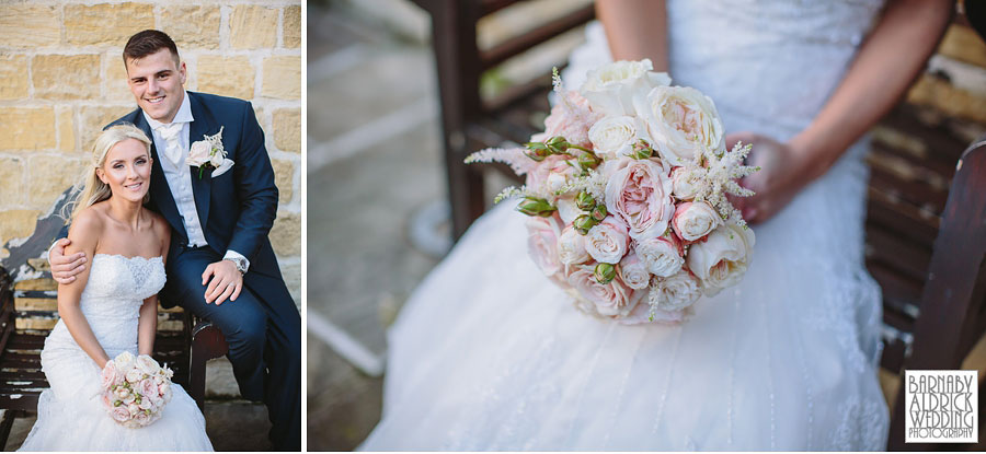 Priory Cottages Wedding Photography Wetherby Yorkshire 043