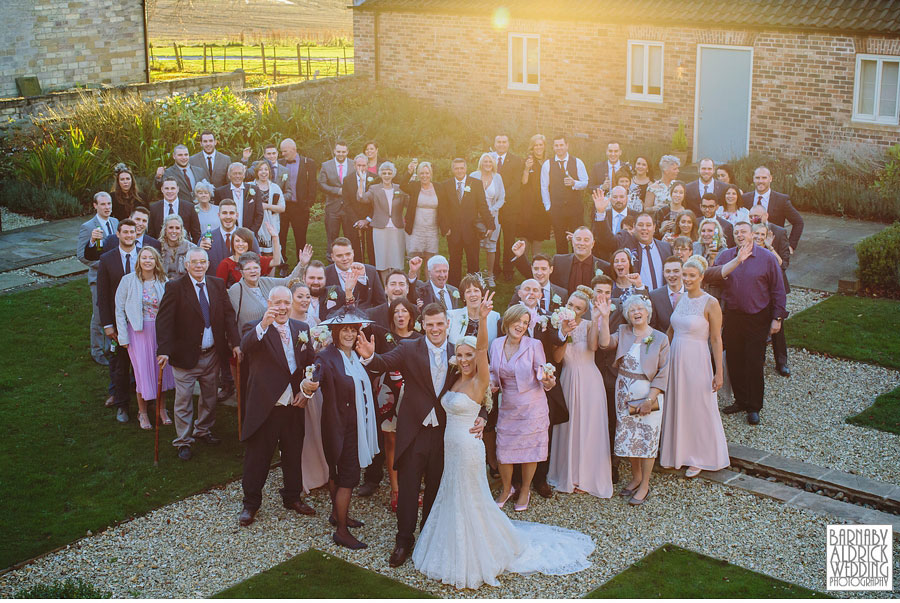Priory Cottages Wedding Photography Wetherby Yorkshire 044