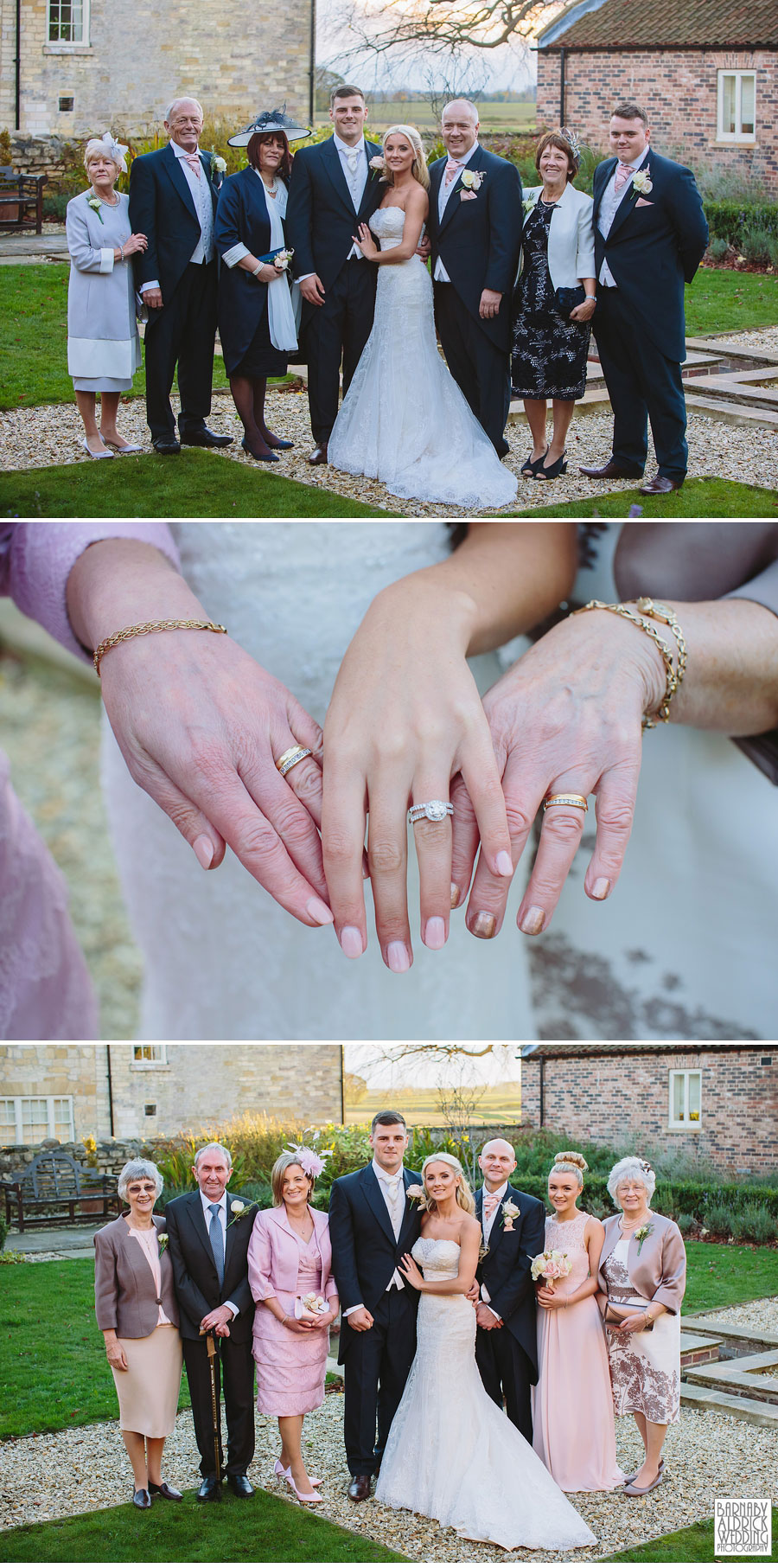 Priory Cottages Wedding Photography Wetherby Yorkshire 046
