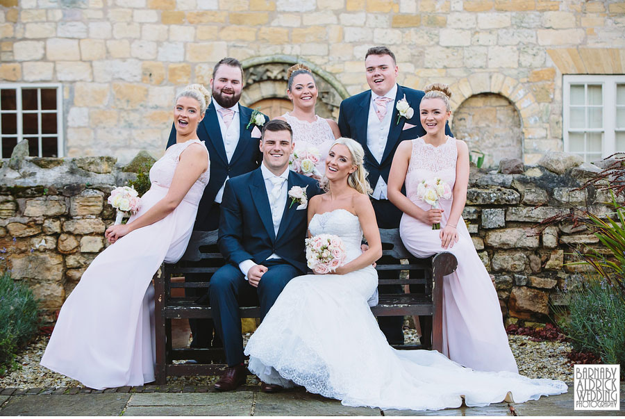 Priory Cottages Wedding Photography Wetherby Yorkshire 047