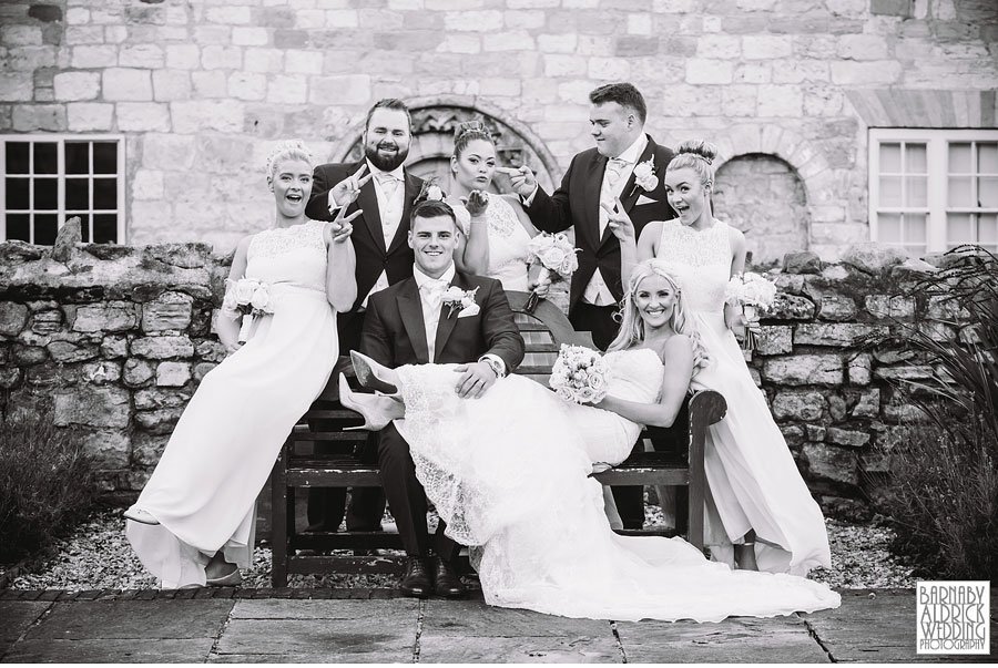 Priory Cottages Wedding Photography Wetherby Yorkshire 048