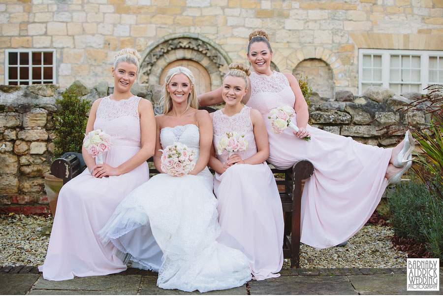 Priory Cottages Wedding Photography Wetherby Yorkshire 049