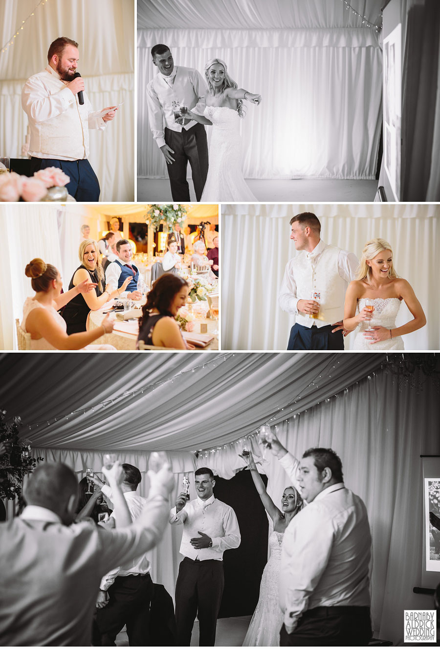 Priory Cottages Wedding Photography Wetherby Yorkshire 055