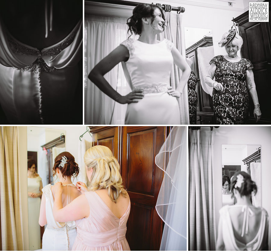 Woodlands Hotel Leeds Wedding Photography 012