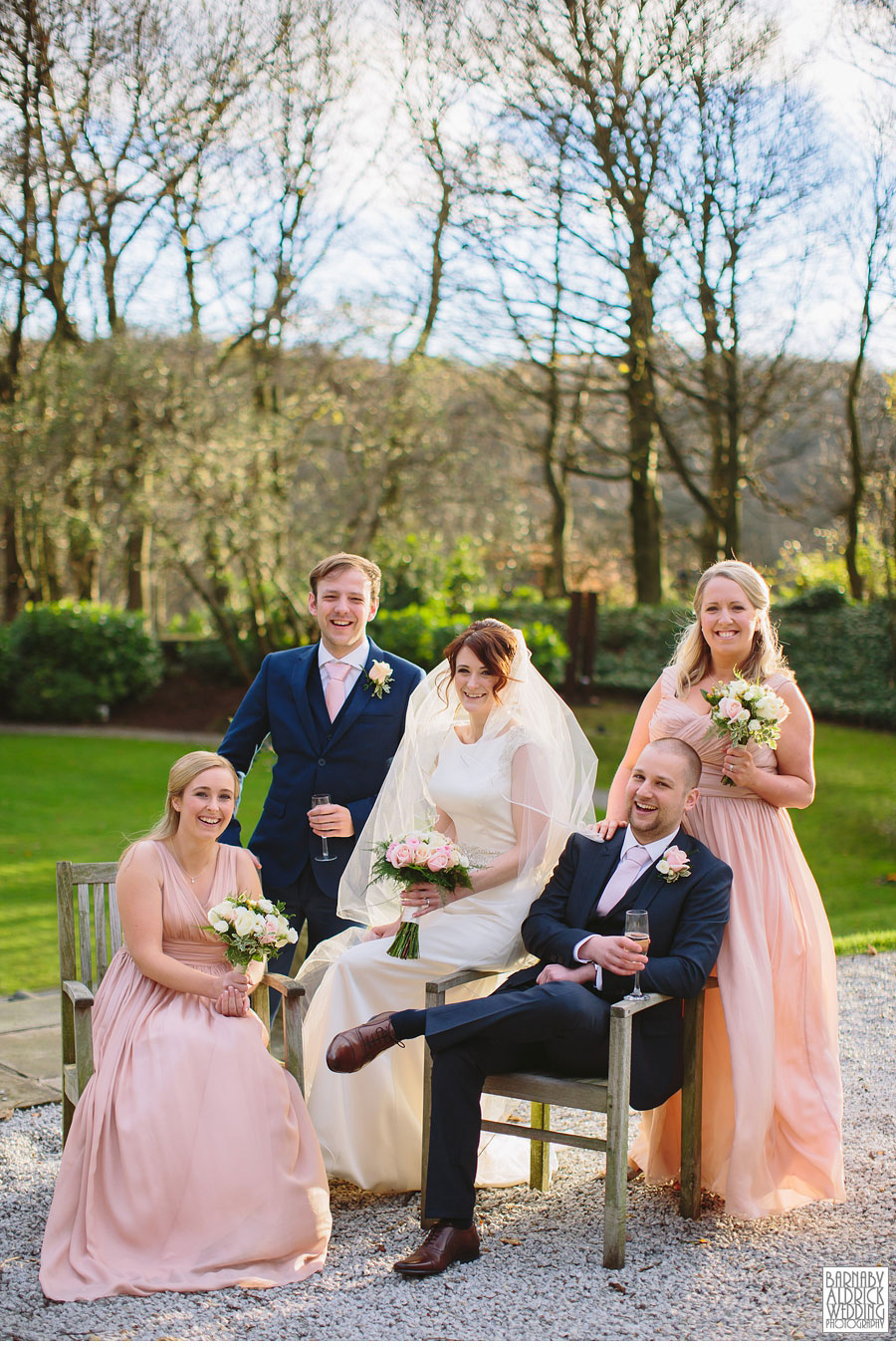 Woodlands Hotel Leeds Wedding Photography 035