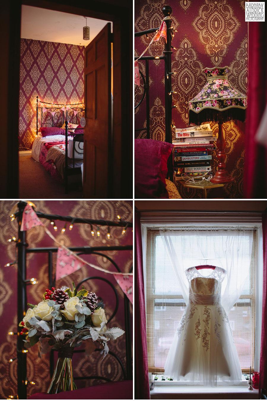 Malmaison Leeds City Centre Wedding Photography 005