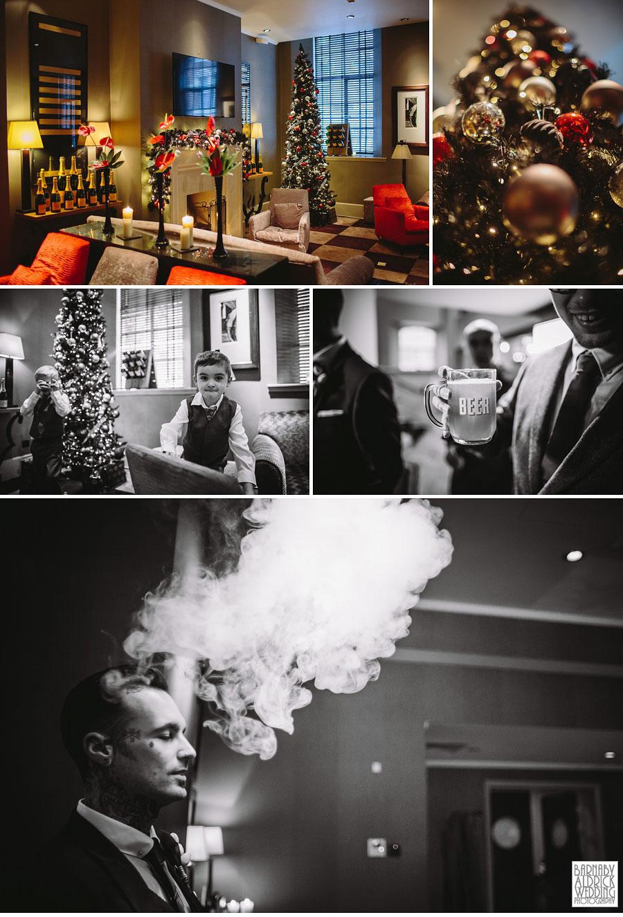Malmaison Leeds City Centre Wedding Photography 013