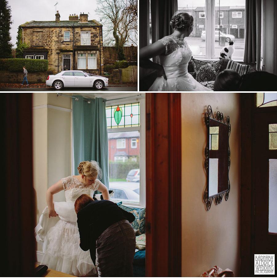 Malmaison Leeds City Centre Wedding Photography 014