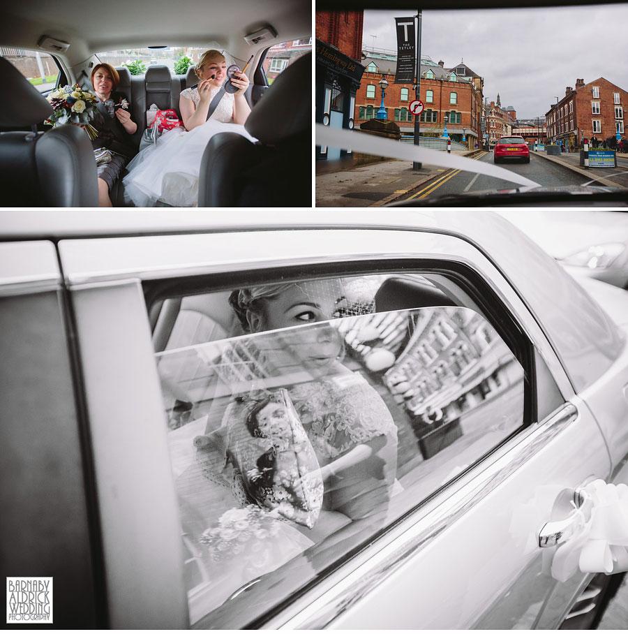 Malmaison Leeds City Centre Wedding Photography 017