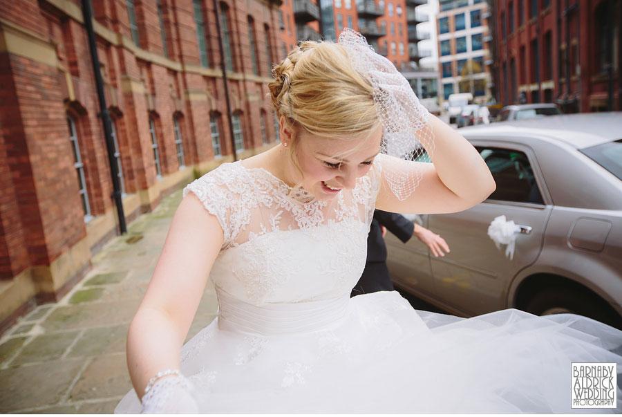 Malmaison Leeds City Centre Wedding Photography 018