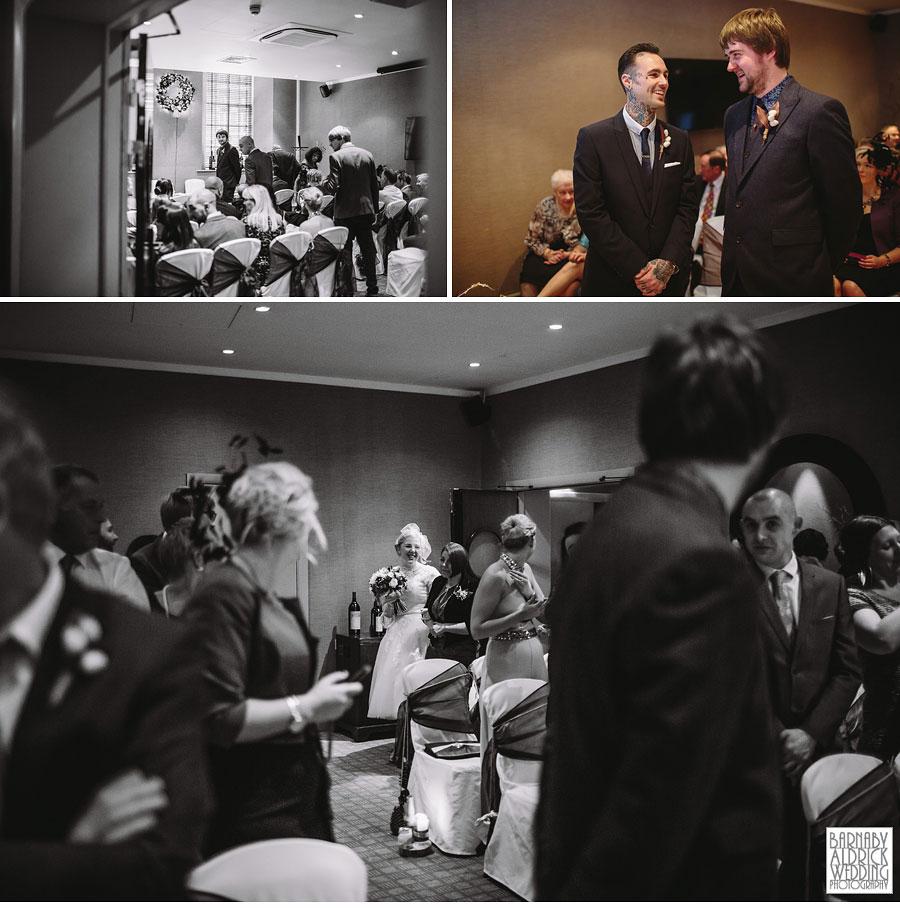 Malmaison Leeds City Centre Wedding Photography 019