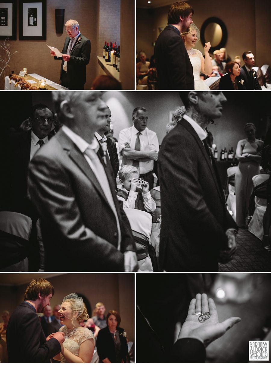 Malmaison Leeds City Centre Wedding Photography 021