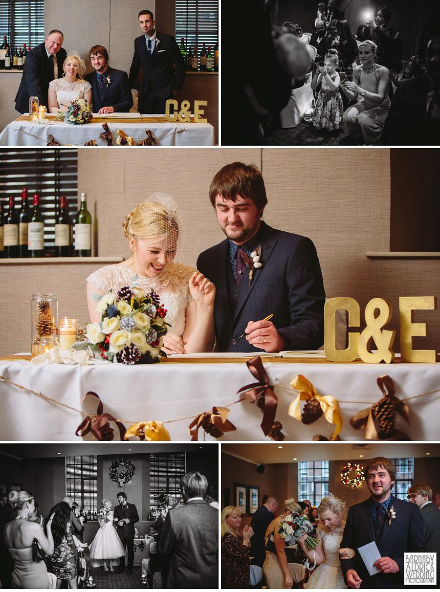 Malmaison Leeds City Centre Wedding Photography 023