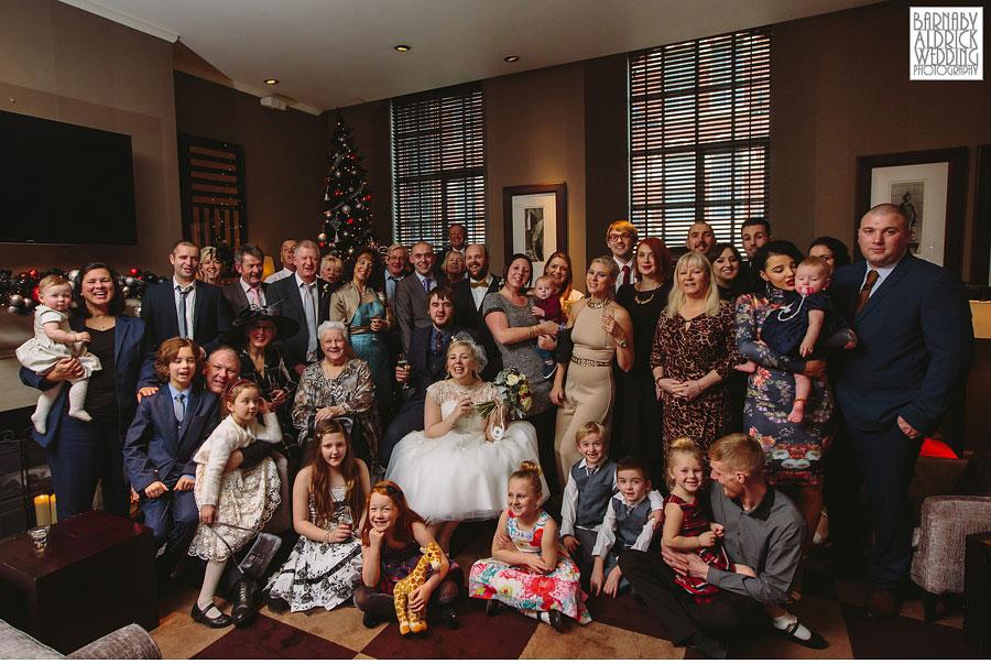 Malmaison Leeds City Centre Wedding Photography 027