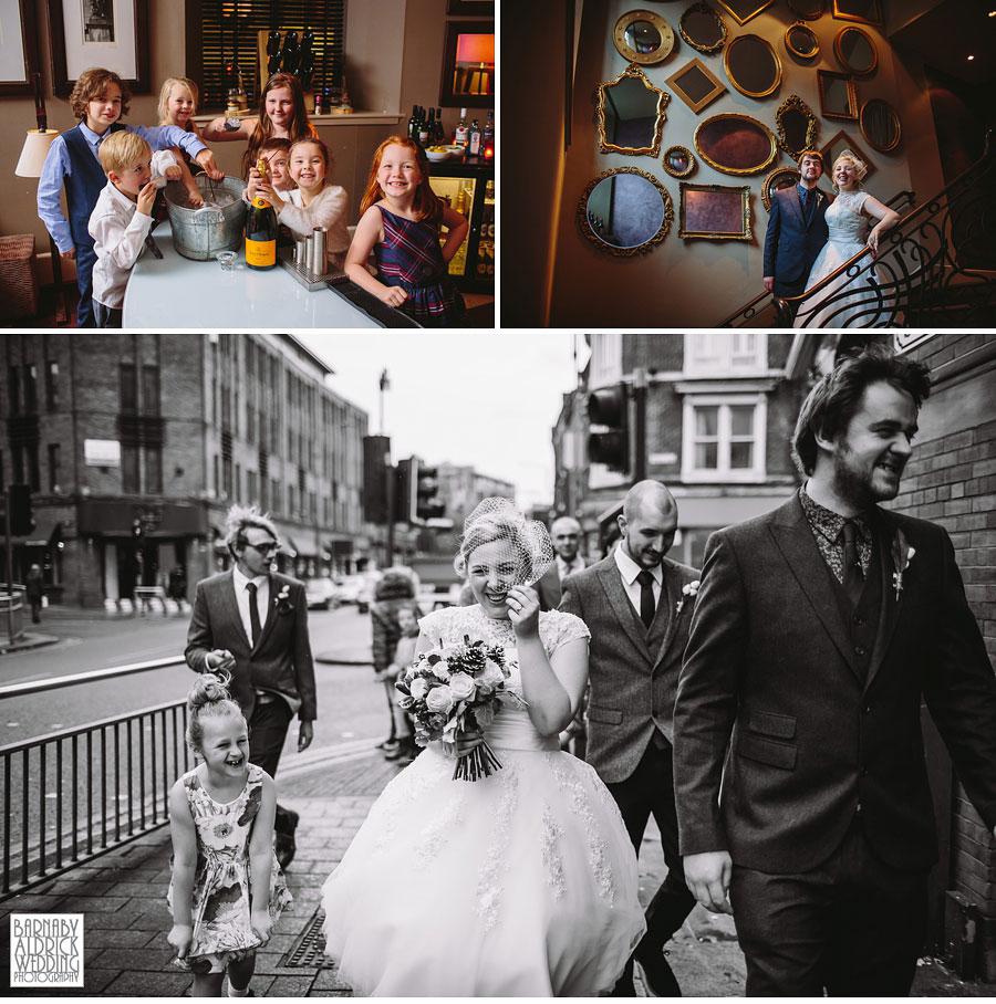 Malmaison Leeds City Centre Wedding Photography 028