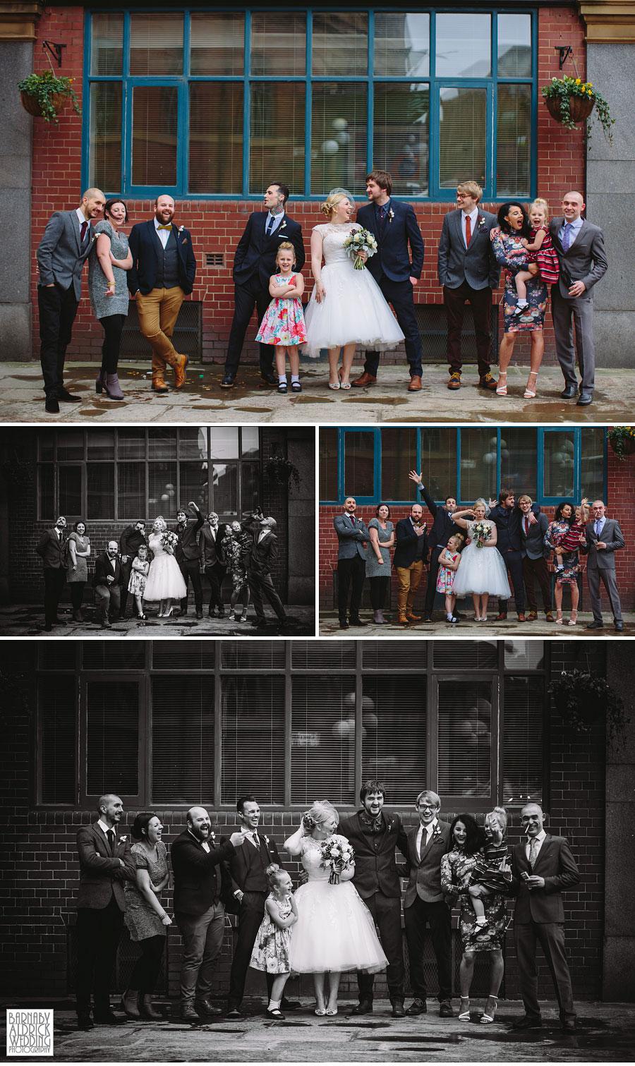 Malmaison Leeds City Centre Wedding Photography 029