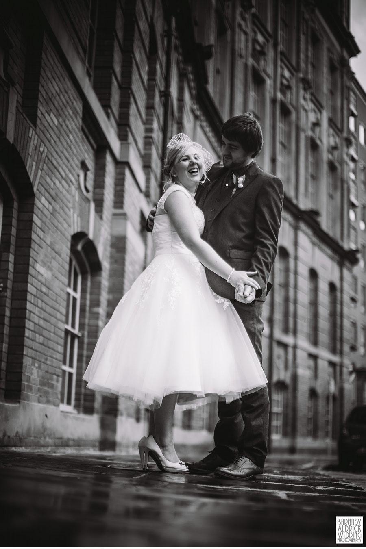 Malmaison Leeds City Centre Wedding Photography 032