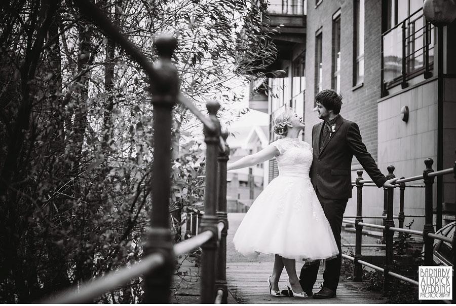 Malmaison Leeds City Centre Wedding Photography 034