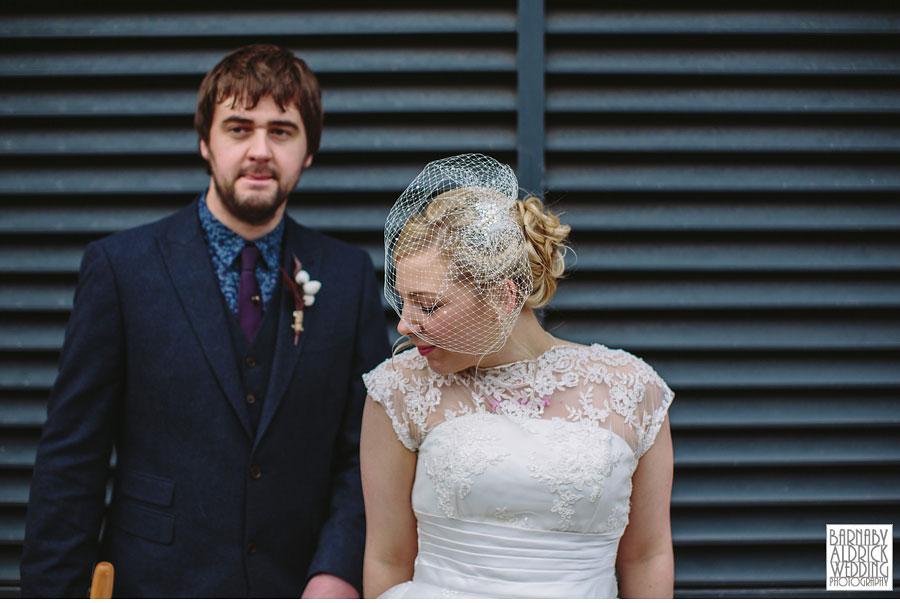 Malmaison Leeds City Centre Wedding Photography 037
