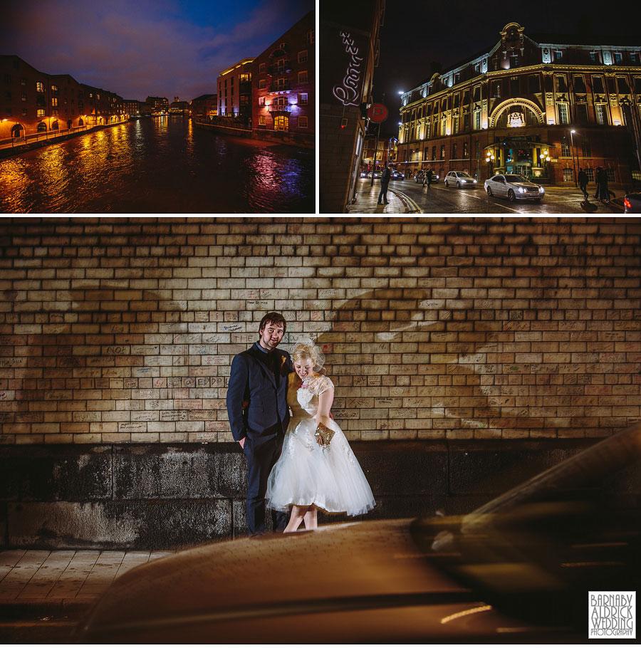 Malmaison Leeds City Centre Wedding Photography 044