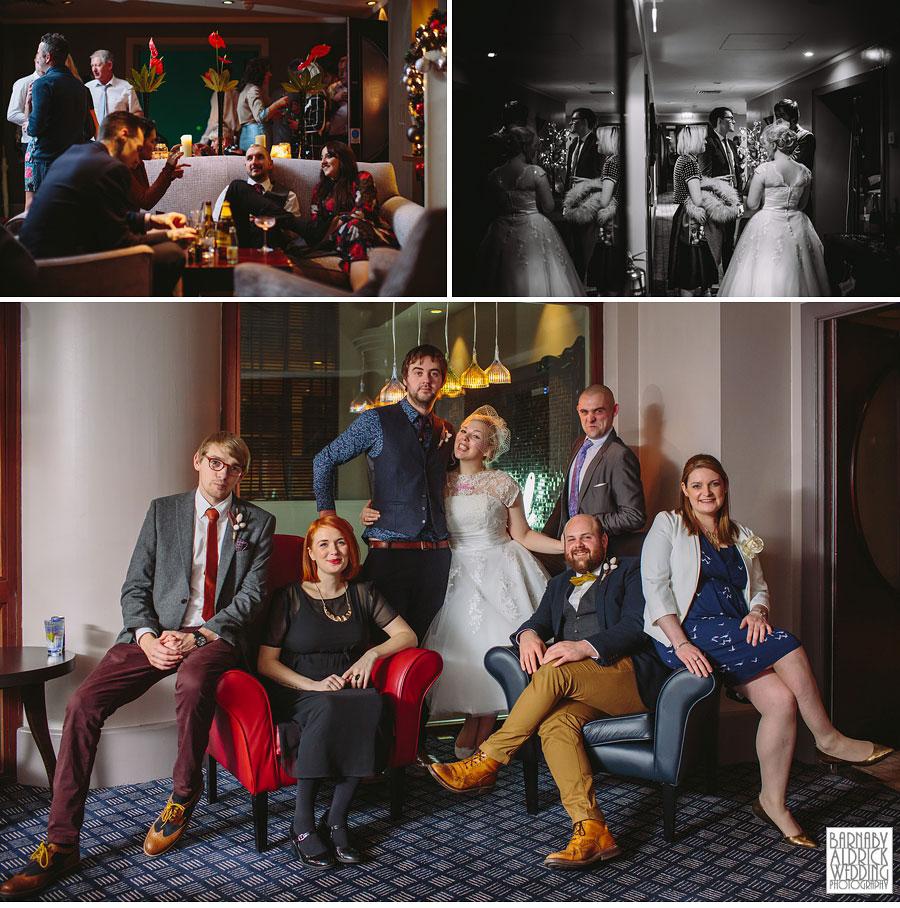 Malmaison Leeds City Centre Wedding Photography 048