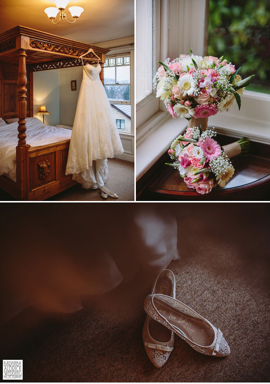 Northorpe Hall Barn Wedding Photography 007