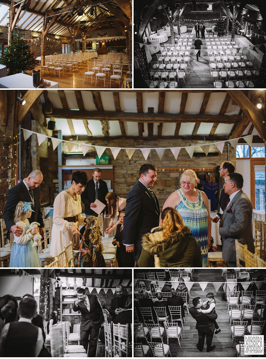 Northorpe Hall Barn Wedding Photography 015