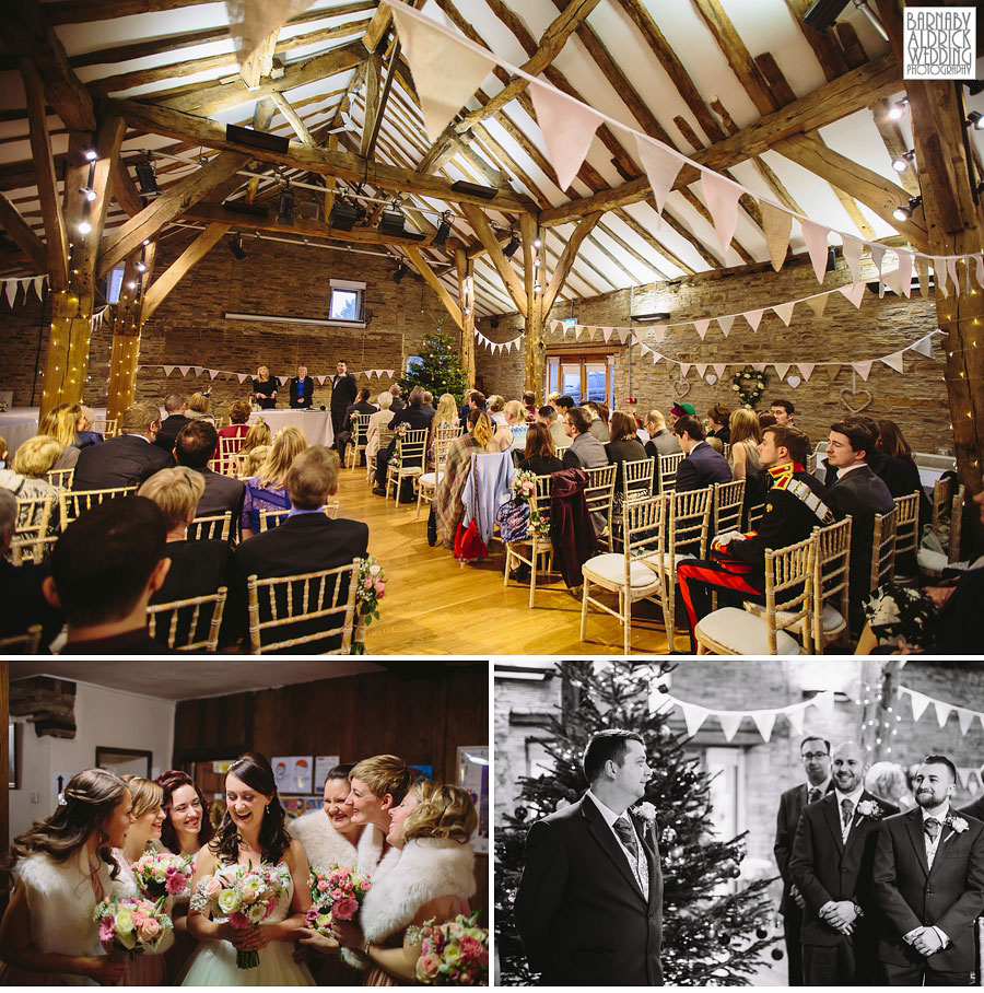 Northorpe Hall Barn Wedding Photography 020