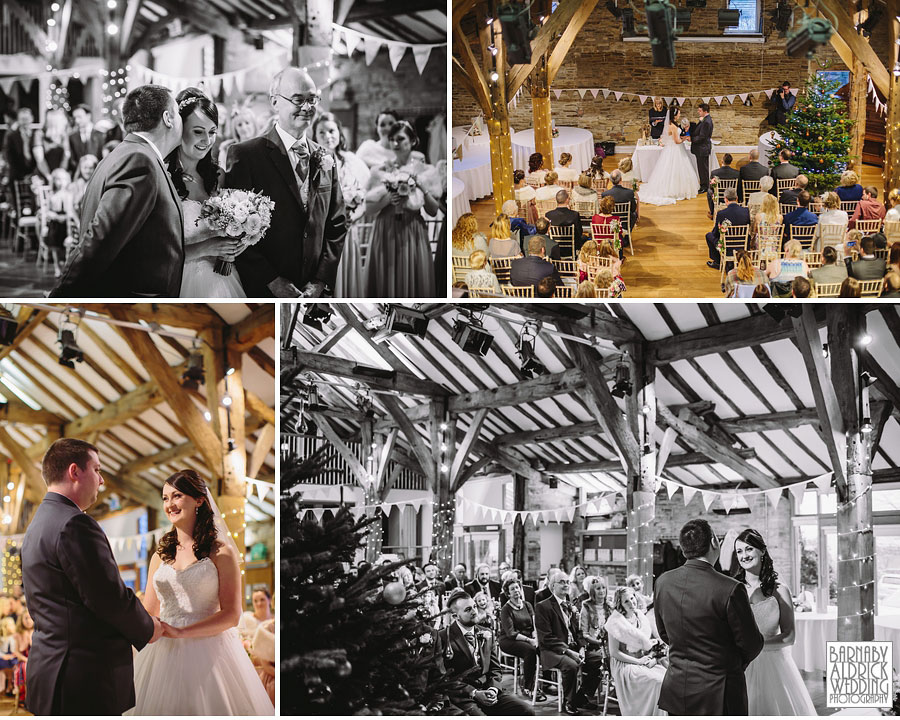 Northorpe Hall Barn Wedding Photography 022