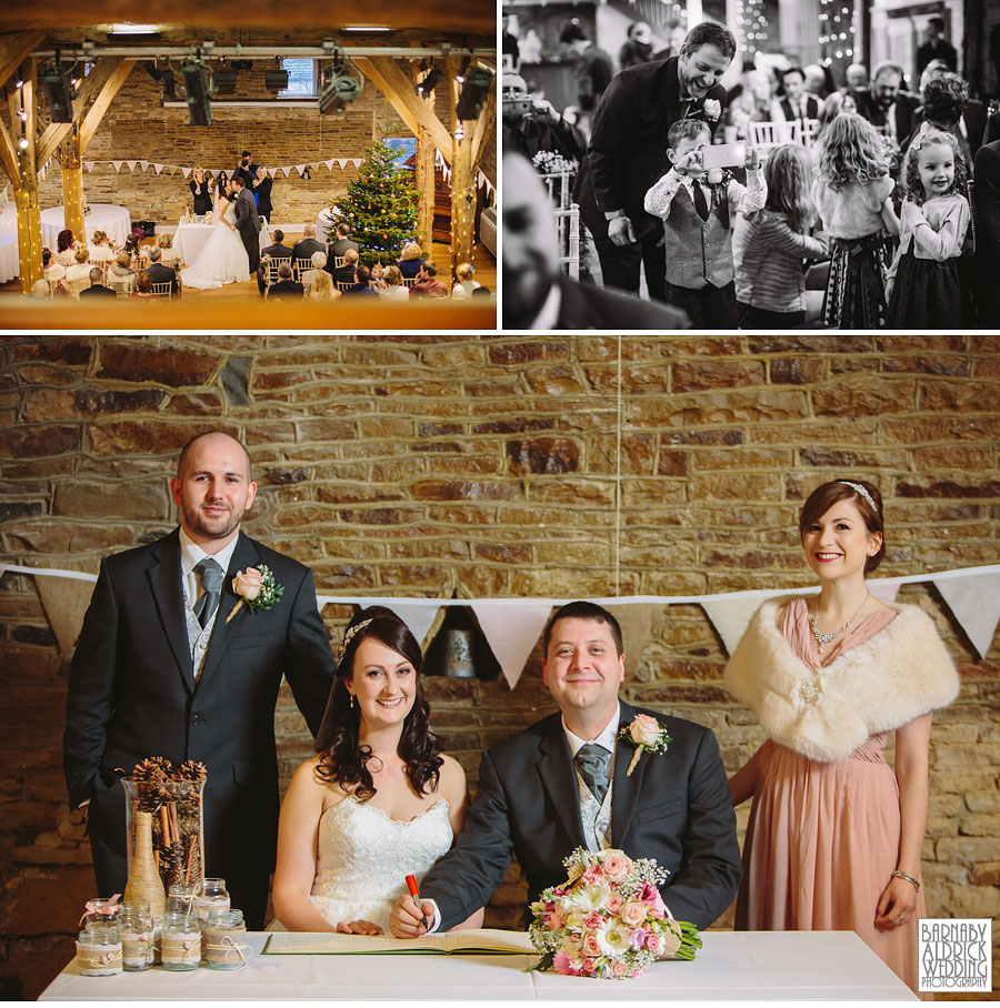 Northorpe Hall Barn Wedding Photography 023