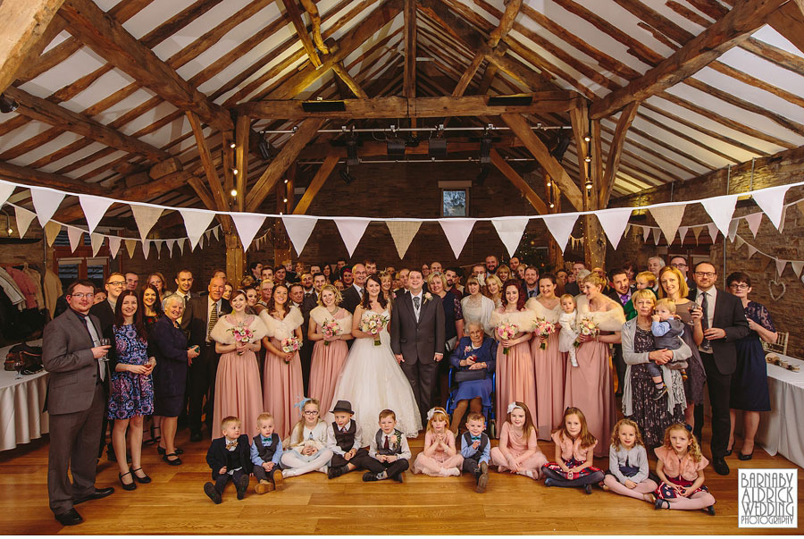Northorpe Hall Barn Wedding Photography 027