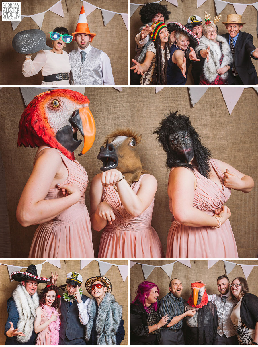 Northorpe Hall Barn Wedding Photography 048