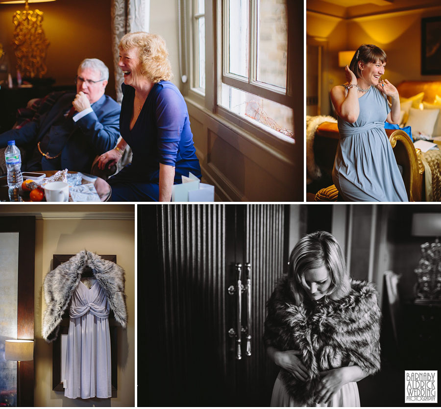 Wood Hall Winter Wedding Photography Wetherby 006