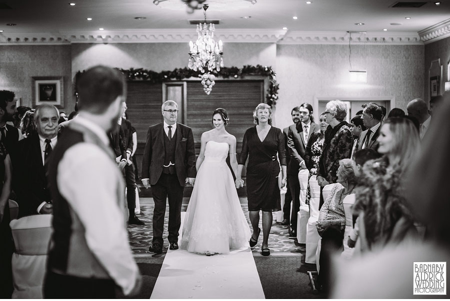 Wood Hall Winter Wedding Photography Wetherby 024