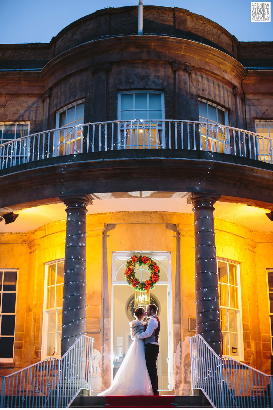 Wood Hall Winter Wedding Photography Wetherby 042
