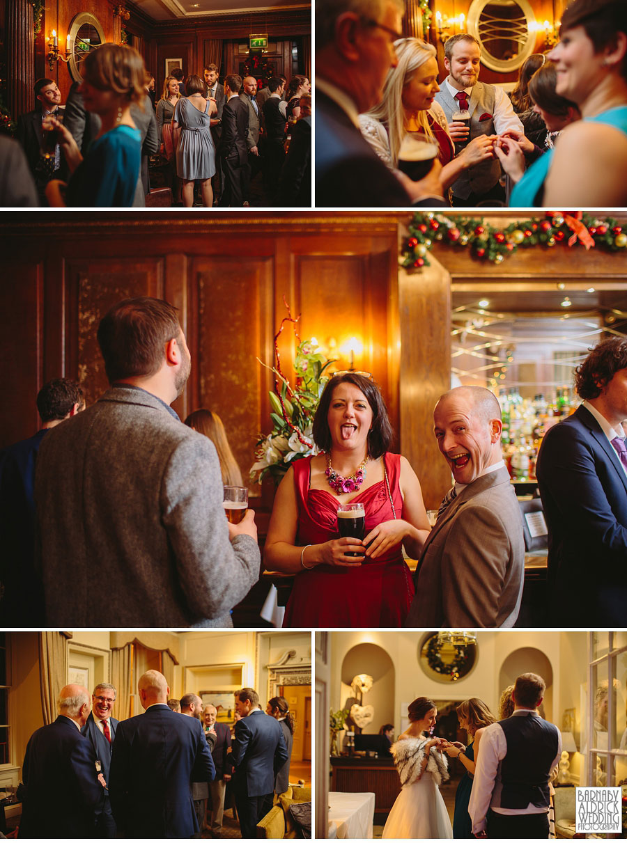 Wood Hall Winter Wedding Photography Wetherby 046