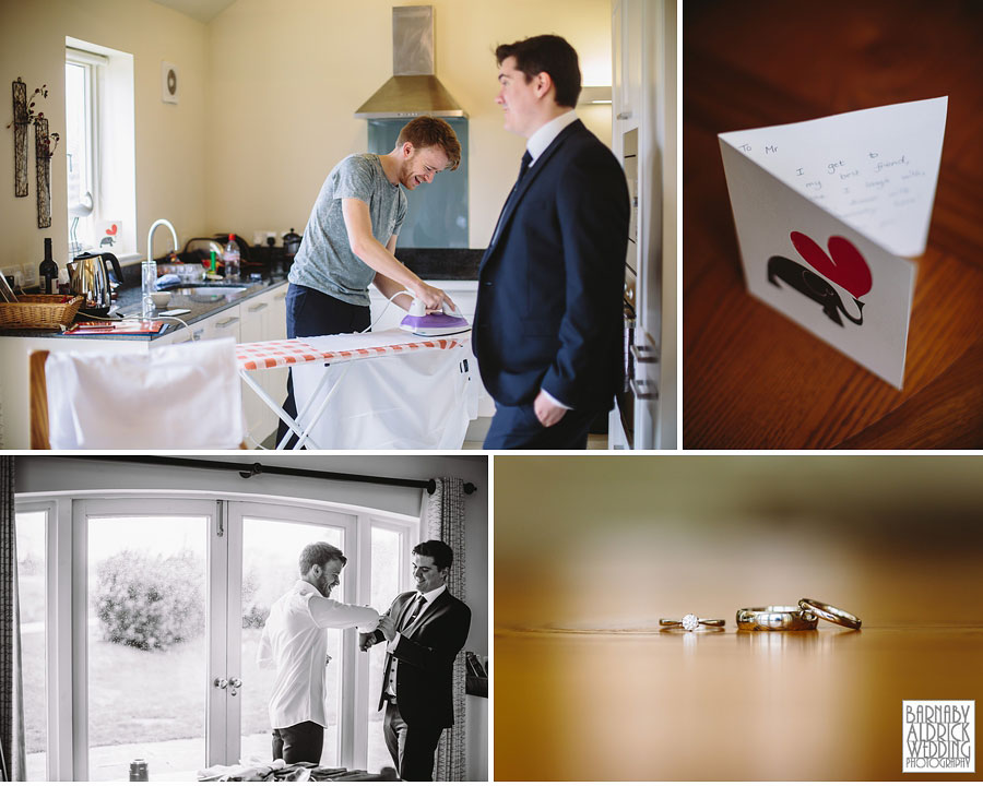 Priory Cottages Wetherby Wedding Photography 010