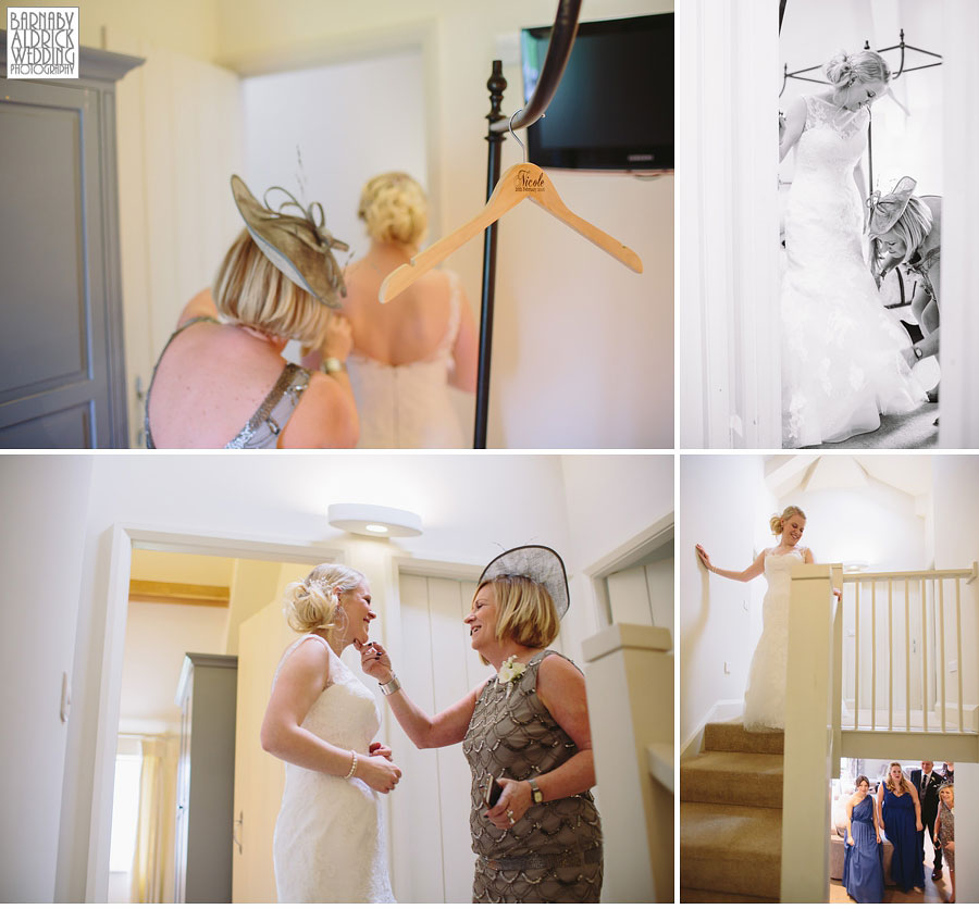 Priory Cottages Wetherby Wedding Photography 021