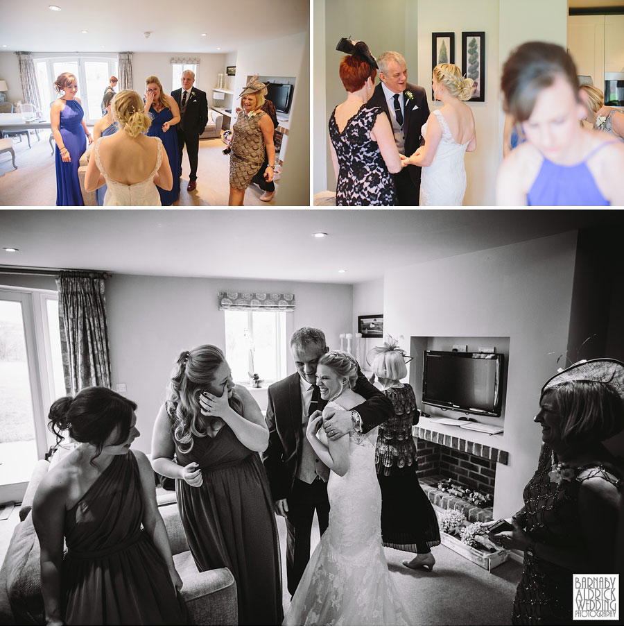 Priory Cottages Wetherby Wedding Photography 022