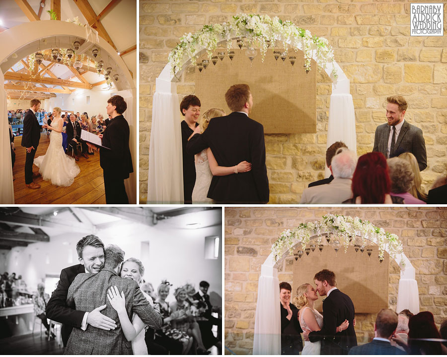 Priory Cottages Wetherby Wedding Photography 033