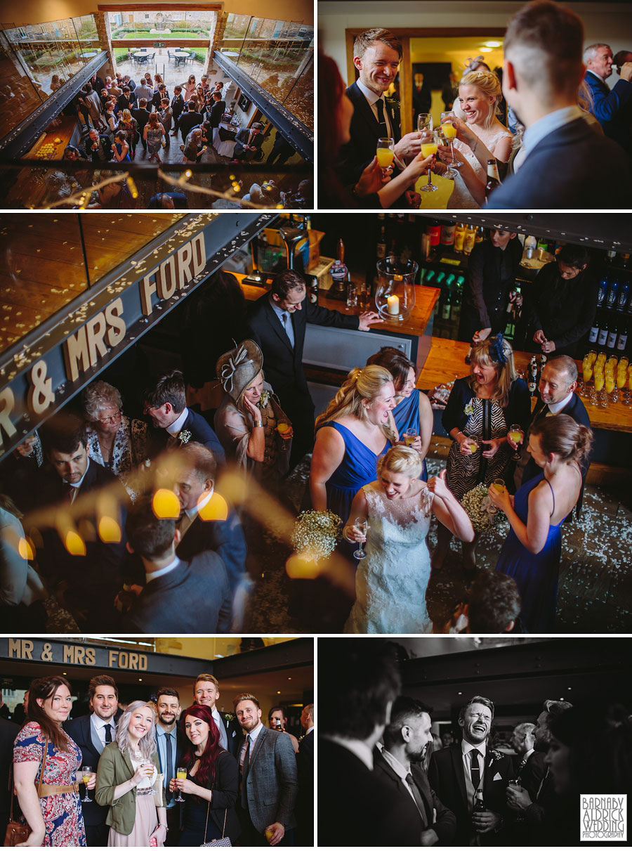 Priory Cottages Wetherby Wedding Photography 042