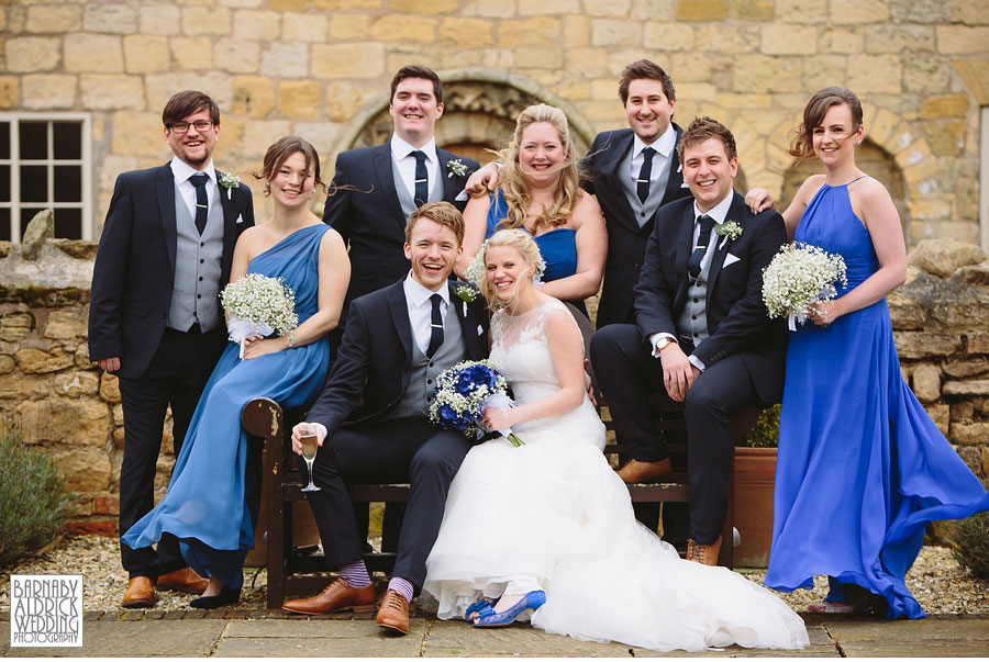 Priory Cottages Wetherby Wedding Photography 045